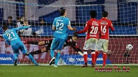 """Zenit""dən fantastik ""come back"" - 8:1!"